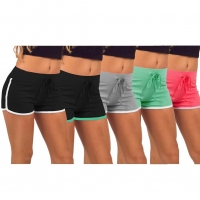 Comfortable Wear Cotton Sports Shorts Plus Size Yoga Trend Shorts S M L Size Hot And Sexy Sport Style High Quality Good Price
