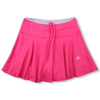 Outdoor Sports Pants Skirt Female Quick-drying Running Badminton Tennis Skirt Fake Two Short Skirt with Pocket