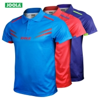 Joola New high Quality Table Tennis Shirt Jerseys Training T-Shirts Ping Pong Shirts Cloth Sportswear Table Tennis Clothing