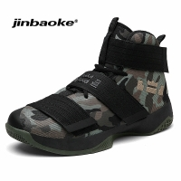 JINBAOKE Professional Basketball Shoes  High Top Gym Training Boots Ankle Boots Outdoor Men Sneakers Athletic Sport