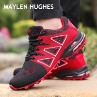 High Quality Brand Men's Sneakers Outdoor Sports Hiking Shoes Men Sneakers Summer Footwear Men Walking Shoes Autumn