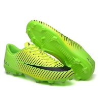 Men women kids soccer  Breathable Chuteira Futebol High Quality Cheap Men Soccer Shoes Superfly Original TF Kids Football Boots
