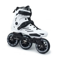 Original RS6 Inline Speed Skates Professional Adult Kids Roller Skating Shoes 3*110mm Wheels Size 35-46 Free Skating Patins SH57