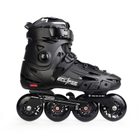 Japy Skate Flying Eagle F5s Inline Skates &8 Hyper+G Wheels Falcon Adult Roller Skating Shoes Slalom Free Skating SEBA Patines