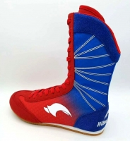 Professional Boxing boots Wrestling Shoes Rubber Combat Sneakers boxer Gym training fighting boots equipment