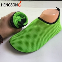 Summer Sneakers For Men Stretch Fabric Beach Water Shoes 2017 Comfortable Sport Footwear Lightweight Outdoor Aqua Shoes