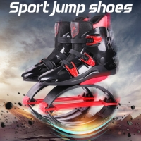 2018 New High Quality Adults Toning Jumping  Bounce Sports Boots Kangaroo Jumping Shoes Jumps Shoes Size 19/20