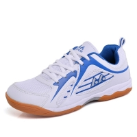 Genuine Volleyball Shoes For Men Indoor Sports Sneakers Breathable Cushioning Badminton Shoes Mens Anti-Skid Trainers D0597