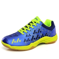 Man Anti-Slippery Breathable Volleyball Shoes Professional Sports Training Shoes Women Lightweight Ping Pong Shoes 35-45 AA11105