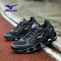 MIZUNO WAVE Prophecy 6 professional Men Shoes sneakers running shoes Outdoor Mesh ventilation Weightlifting Shoes Size 40-45