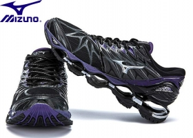 Mizuno Wave PROPHECY 7 Professional Women Shoes Running Shoes Sport Sneakers Weightlifting Shoes Mesh ventilation Size 36-41