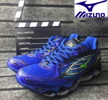 Mizuno Wave PROPHECY 6 Professional Men Shoes Running Shoes Sport Sneakers Weightlifting Shoes BLUE Stable Sports Size 40-45