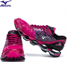 High Quality New MIZUNO Wave Prophecy 7 Women Sport Shoes Professional Running Shoes Air Cushioning Weightlifting Shoes 40-45
