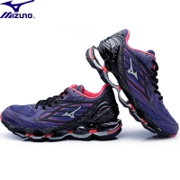 Original Mizuno Wave Prophecy 6 Women Shoes Sneakers Weightlifting Shoes 4 Color Woman Running Shoes Breathable Mesh Size 36-41