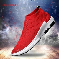 Men Sport Shoes 2018 Fashion Men Sneakers Plus Size Baseball shoes Men Light Mesh Winter Sneakers Men chaussure homme sport