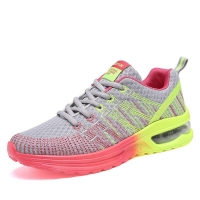 Big Size Sport Cushioning  Shoes For woMen Sneakers Outdoor Breathable Comfortable Athletic Flat Shoes Women basebal Shoe
