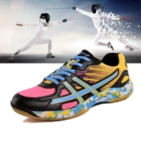 New 2019 Women Men Fencing shoes Man Brand Summer Breathable Mesh Womens Sport Shoes Outdoor Athletic Lovers Mens Sneakers