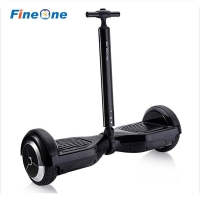 Hoverboard Handle Electric Balance Scooter Pulling Handle 2 wheel Balance skateboard Carrying Handle for 6.5/10 inch Hoverkart