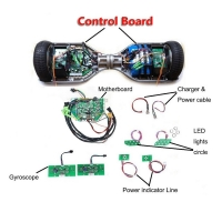 Hoverboard Motherboard Mainboard Control Circuit Board Taotao PCB for 6.5/8/10