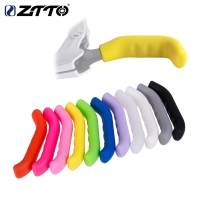 ZTTO Bicycle Silicone Gel Brake Handle Lever Cover Protecto Mountain Road Bike Protection Sleeve For Mi M365 Scooter 1 Pair