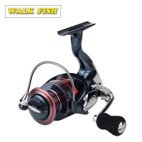 WALK FISH 13+1BB Spinning Fishing Reel Metal XS1000 - 7000 Series Spinning Reel Fishing