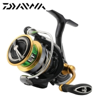 18 DAIWA EXCELER LT 1000D 2000DXH 2500 3000C 4000C 5000DCXH 6000D 3000C-OT Spinning Fishing Reel Low Gear Metail Spool Tackle
