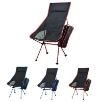 Portable Folding Fishing Chair Seat Lightweight Chair Camping Fishing Hiking Gardening Seat Stool Outdoor Furniture
