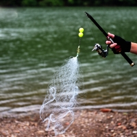 New Fishing Net Design Copper Spring Shoal Fishing Net Netting Fishing Tackle  HOT NEW  august30