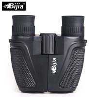 BIJIA 12x25 BAK4 Prism Porro Binocular Professional Portable Binoculars Telescope For Hunting Sports
