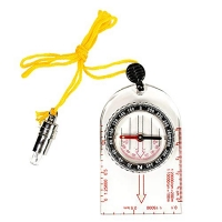 Compass multi-function professional mini compass map scale rod compass outdoor hiking camping survival equipment