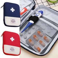 Camping Outdoor First Aid Emergency Medical Bag Medicine Drug Pill Box Home Survival Kit Storage Case Small supervivencia Pouch