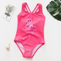 New Kids 3-8 Years Swimsuits Summer Style Arrival Children Swimwear One Piece Girls Swimsuits Brand Design SW257