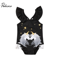2018 Brand New Toddler Infant Child Kids Baby Girls Unicorn Bikini Set Swimwear Swimsuit Bathing Beachwear Unicorn One Piece Set