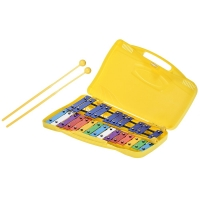 Colorful 25 Notes Glockenspiel Xylophone Percussion Rhythm Musical Educational Teaching Instrument Toy for Baby Kids Children