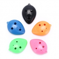 Ocarina Flute 6 Hole Soprano C Ceramic Flauta Ocarina of Time Mini Ocarina Flute Kid's Toy Musical Instruments