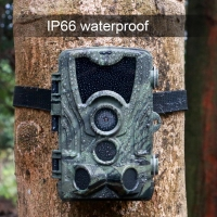 Hunting Camera Trail Cameras 16MP 1080P  IP65 Night Vision Photo Trap  HC801A Wireless Wildlife Surveillance  Tracking