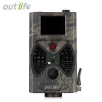 Outlife HC - 300A Hunting Camera HD 1080P 12 MP IR LEDs Video Scouting Infrared Night Vision Hunting Trail Camera Dropshipping
