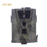 Goujxcy Hunting Trail Camera HT-001 with remote control Waterproof Night Vision Wild Camera Forest Animal photo traps Scouts