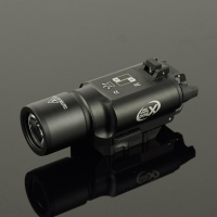 Tactical  X300 Weapon Light Lanterna Airsoft Flashlight with Picatinny Military Torch Rail Hunting Rifle Gun Pistol Scout Light