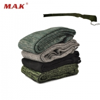 4 Color Polyester Material 54 Inches Gun Sock for Rifle Shotgun Moistureproof Rifle Protector Shotgun Cover Case