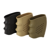 NEW Handguns Airsoft Hunting Accessories Tactical Pistol Rubber Grip Glove Cover Sleeve Anti Slip for Most of Glock