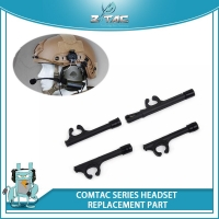 Z-Tac Military Softair Comtac I /II Series Headset Support Replacement Accessories Tactical Hold Stand Holder Airsoft Parts Z013