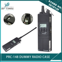 Z Tactical Ztac Airsoft PRC-148 Dummy Radio Case AN/PRC-148 Talkie Walkie Case 1:1 for Antenna Package No Function Dummy