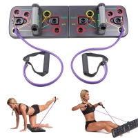 9 in 1 Push Up Rack Board Men Women Home Comprehensive Fitness Exercise Push-up Stands For GYM Body Training