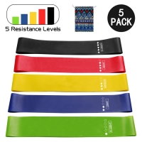 Resistance Bands Fitness Gum Sport Yoga Elastic Exercise Band Workout Expander Rubber Fitness Loop Gym Training  Equipment