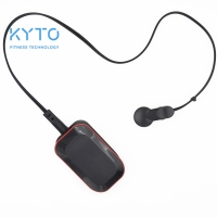 KYTO Bluetooth Heart Rate HRV Monitor with Ear Clip or Fingertip Infrared Sensor for  Mobile Phone