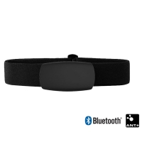 Bluetooth & Ant+ Heart Rate Monitor Cycling BLE 4.0 ANT Pulse Meter Polar Garmin Wahoo Strava Heart Rate Sensor Chest Strap Belt