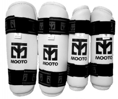 Taekwondo Protector WTF Arm Shin Guard Adult Child Karate Sports Protective Professional Attack Martial Art Protect 4 pcs