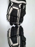 Free shipping Professional Ice Hockey Glove senior 12''13'' 14'' black/Navy color for your option