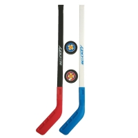 4pcs/set Kids Children Winter Ice Hockey Stick Training Tools Plastic 2xSticks 2xBall Winter Sports Toy fits for 3-6 years